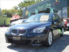 BMW525iツーリングMスポーツ HDDナビ  サンルーフ