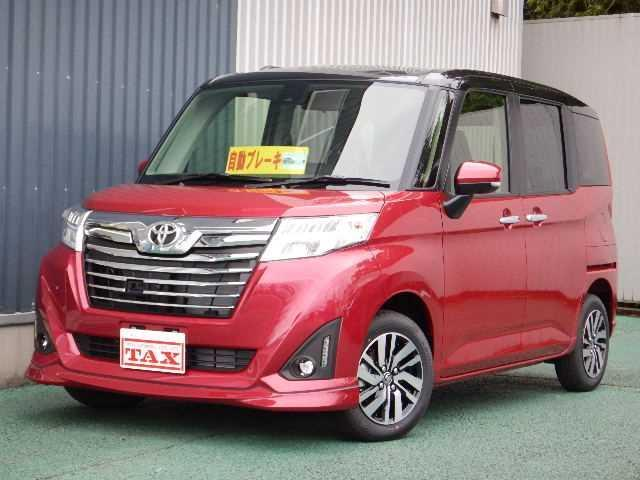トヨタ カスタムG S スマートアシスト2・パノラマビュー