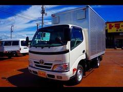 ダイナトラック1.4t JL Wタイヤ アルミバン