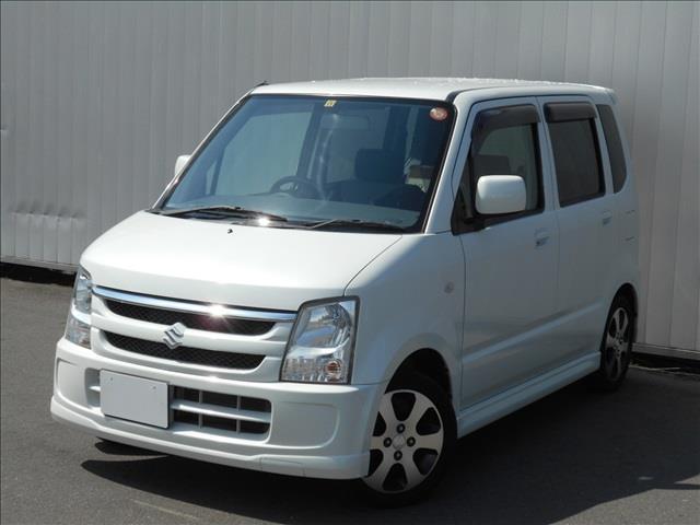 スズキ FX-Sリミテッド 純正エアロ 新品タイヤ交換 GOO鑑定済