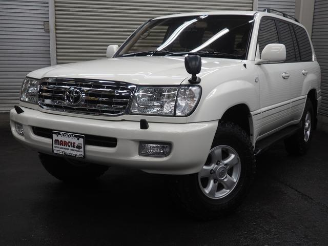 トヨタ VX-LTD リフトアップ リアデフロック
