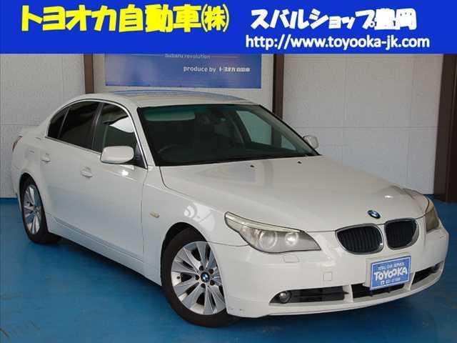 BMW 525i  憧れ輸入車がこの価格