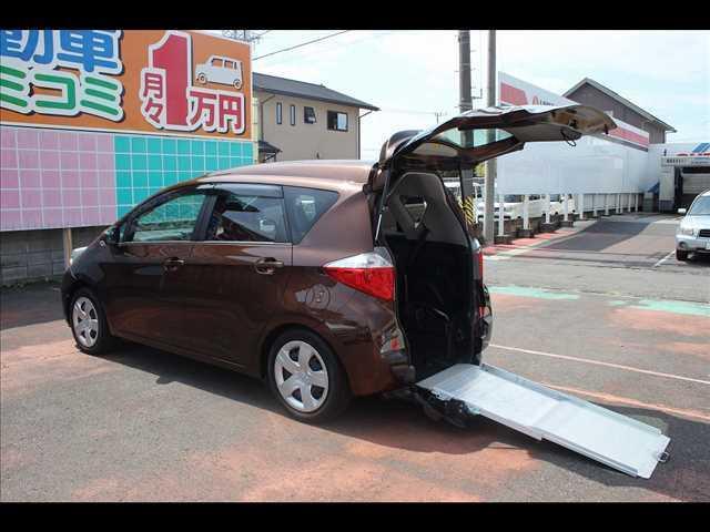 トヨタ 車イス仕様車 G TYPE-I Rシート付 福祉車両 非課税