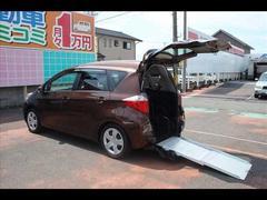 ラクティス車イス仕様車 G TYPE−I Rシート付 福祉車両 非課税