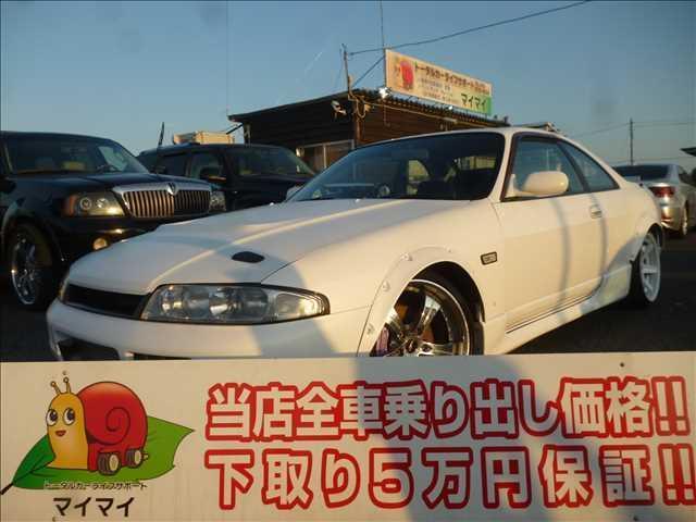 日産 GTS25tタイプM 改 公認車輌