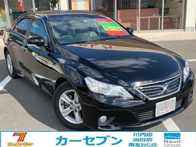 トヨタ 250G リラックスセレクション SDナビ 前列Pシート