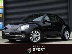VW ザ・ビートルデザインレザーパッケージ  黒革 シートヒーター 地デジナビ