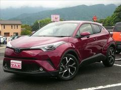 C−HR1.8G トヨタセーフティセンス