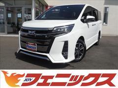 ノアSiダブルバイビー4WDトヨタセーフティセンスC新品SDナビ