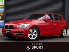 BMW116i スポーツ 純正HDDナビ パークディスタンス