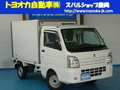 キャリイトラック冷凍車 4WD 5MT