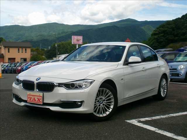 BMW 320d Blue Performance Luxury
