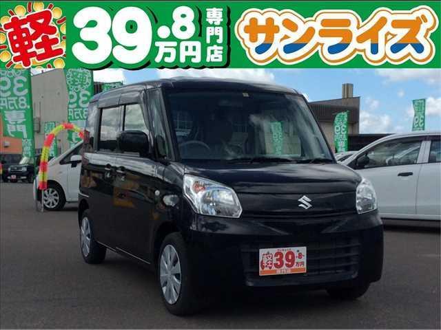 スズキ X 4WD 電動スライド プッシュスタート