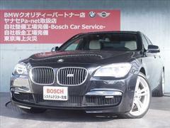BMW740i サンルーフ 20インチAW