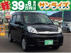 ステラ L Black InteriorSelection 4WD