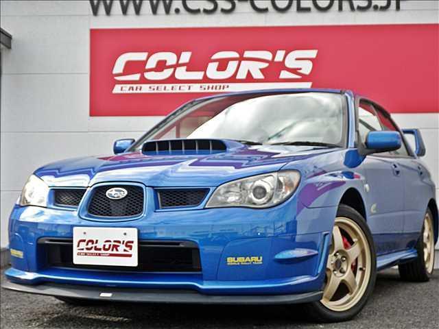スバル WRX WR-リミテッド 2005 タイミングベルト交換済