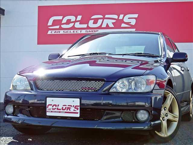 トヨタ RS200 クオリタート タイミングベルト交換済 特別仕様