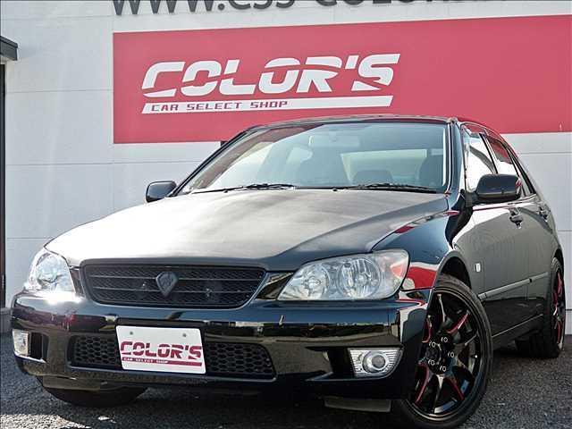 トヨタ RS200 リミテッドII タイミングベルト交換済 HID