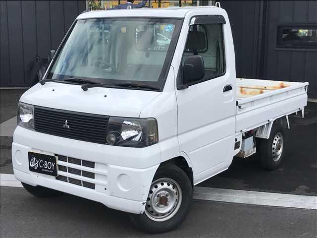 三菱 4WD  5MT パワステ