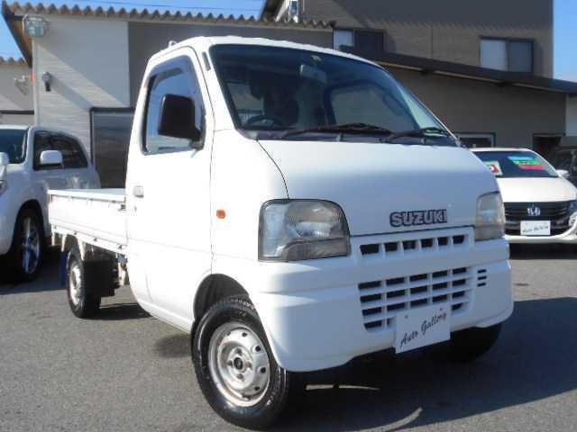 スズキ KUスペシャル 4WD エアコン パワステ
