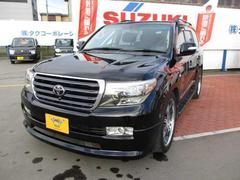ランドクルーザーAX 4WD スマートキー 寒冷地仕様 社外HDDナビ