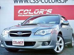 レガシィツーリングワゴン2.0GT 買取車 後期型ETCキーレスパドルシフトHID