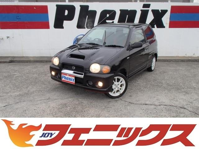 RS/Z 5MTフジツボマフラーHKSエアクリ4WD(1枚目)