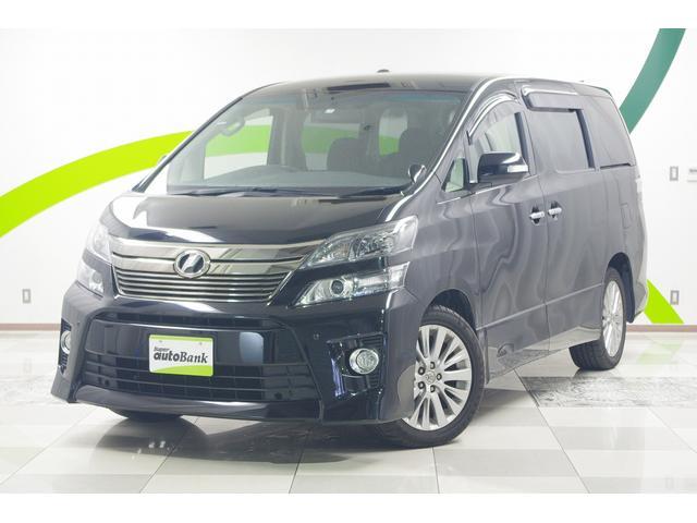 トヨタ 2.4 Z 4WD アルパインHDDナビ TV 後席モニタ