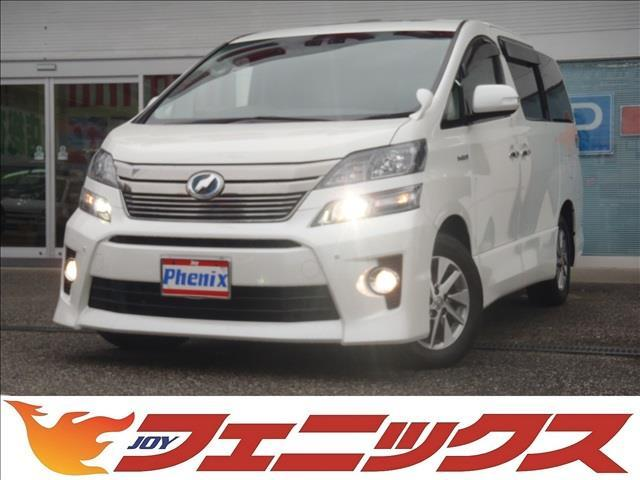 トヨタ ZR 4WD純正HDDナビDVD再生Bカメラ両側PスラHID