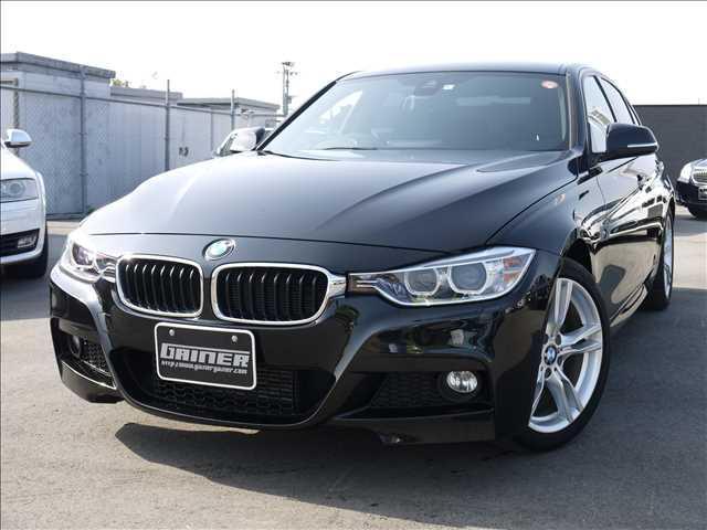 BMW 320i M Sport 右ハンドル パドルシフト ETC