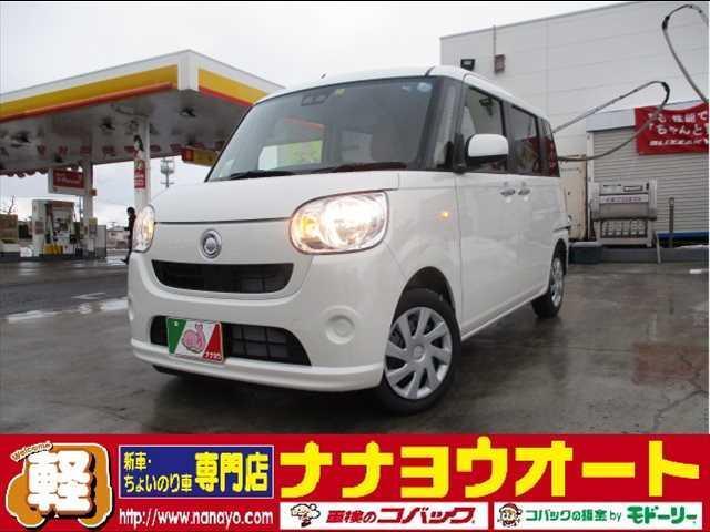 """ダイハツ X """"SAIII"""" 4WD"""