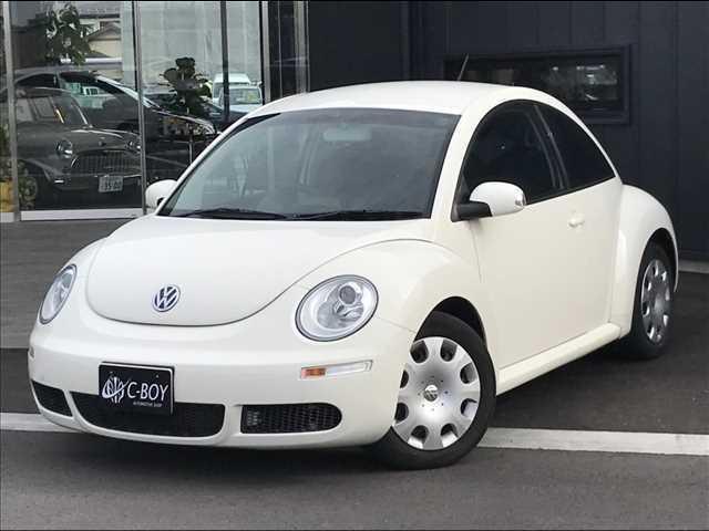 フォルクスワーゲン New Beetle EZ ディーラー車 キーレス 社外ナビ