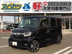 N BOXカスタムカスタム G・L Honda SENSING 届出済未使用車
