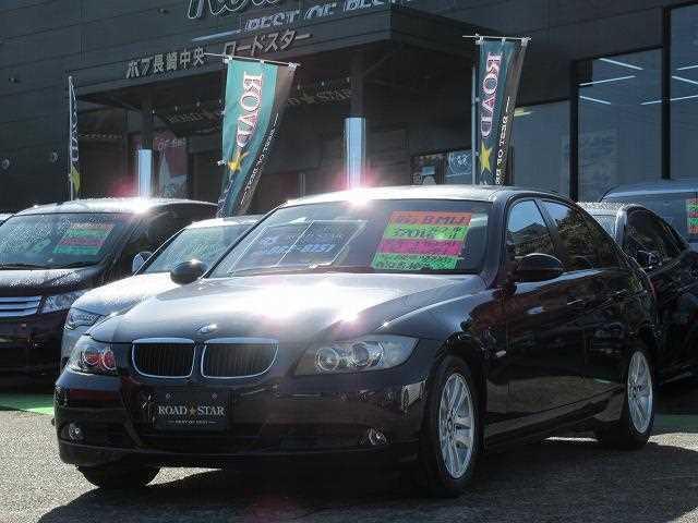 BMW 320i 本革シート ETC HIDライト パワーシート