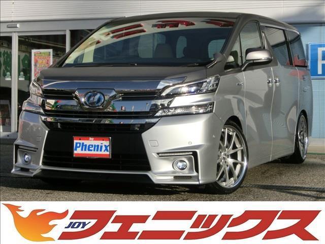 トヨタ V LエディションJBLプレミアムサウンド車高調20AW