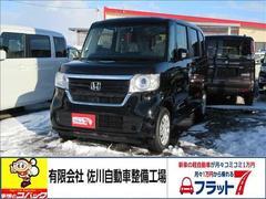 N−BOXG・L Honda SENSING 4WD 届出済未使用車