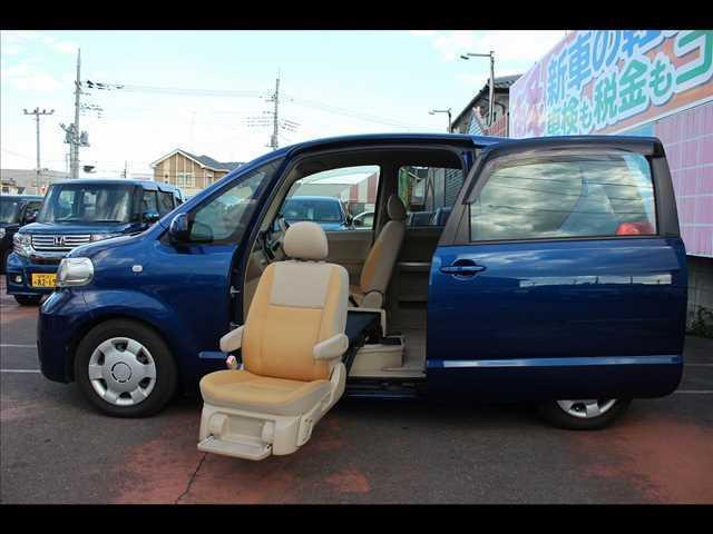 助手席リフトアップシート車 Aタイプ 150r 非課税(1枚目)