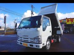 エルフトラック2t FFL 強化ダンプ 新免許対応車