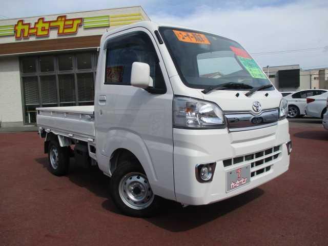 トヨタ エクストラ 4WD・CD再生・夜間作業用荷室ライト装備