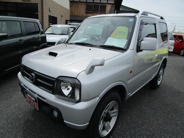 マツダ XC 4WD CDデッキ エンジンスターター キーレス