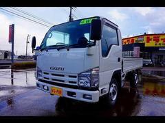 エルフトラック1.5t 4WD FFL Sタイヤ 平ボディ