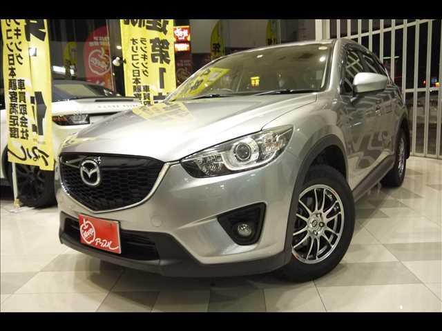 マツダ XD 4WD ENKEI17インチアルミ ナビ