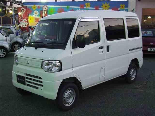 ミニキャブ・ミーブ(三菱) CD 16.0kwh 2シーター 中古車画像