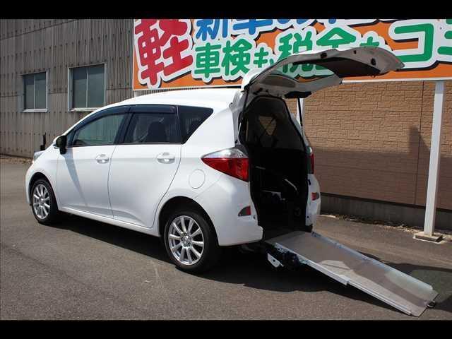 トヨタ 車イス仕様車 タイプ1 助席Rシート付 X 非課税