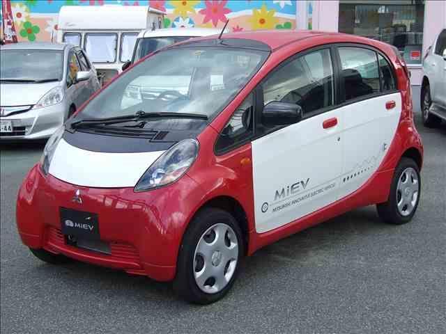 三菱 M 禁煙車 200V急速充電