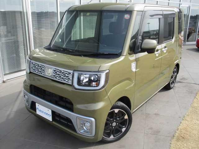 ダイハツ G SA 4WD