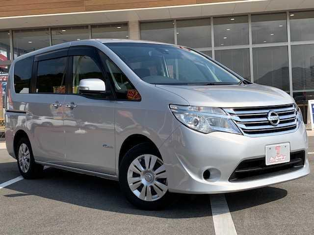 日産 20X Vセレクション+セーフティ S-ハイブリッド・SD