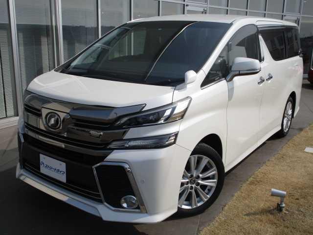 トヨタ Z A エディション