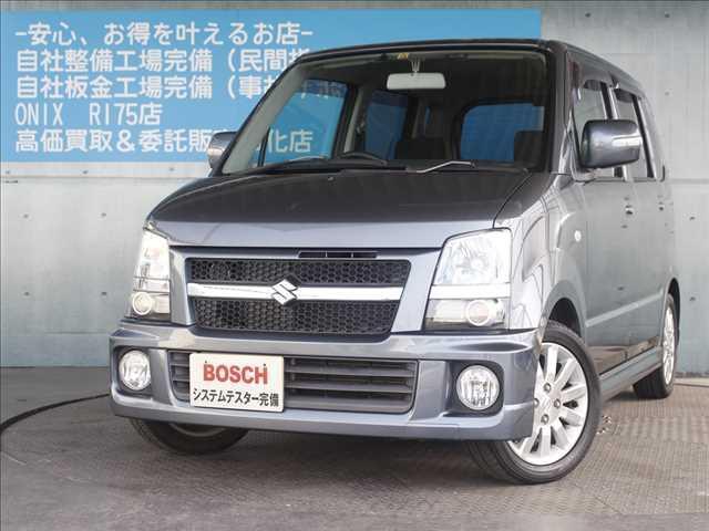 スズキ RR-Sリミテッド ターボ車 社外ナビ フォグライト