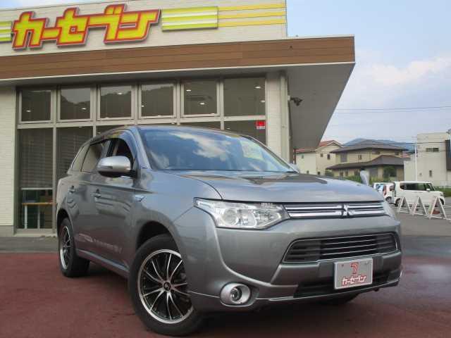 三菱 Gセーフティパッケージ 4WD・外HDDナビ・TV・BT